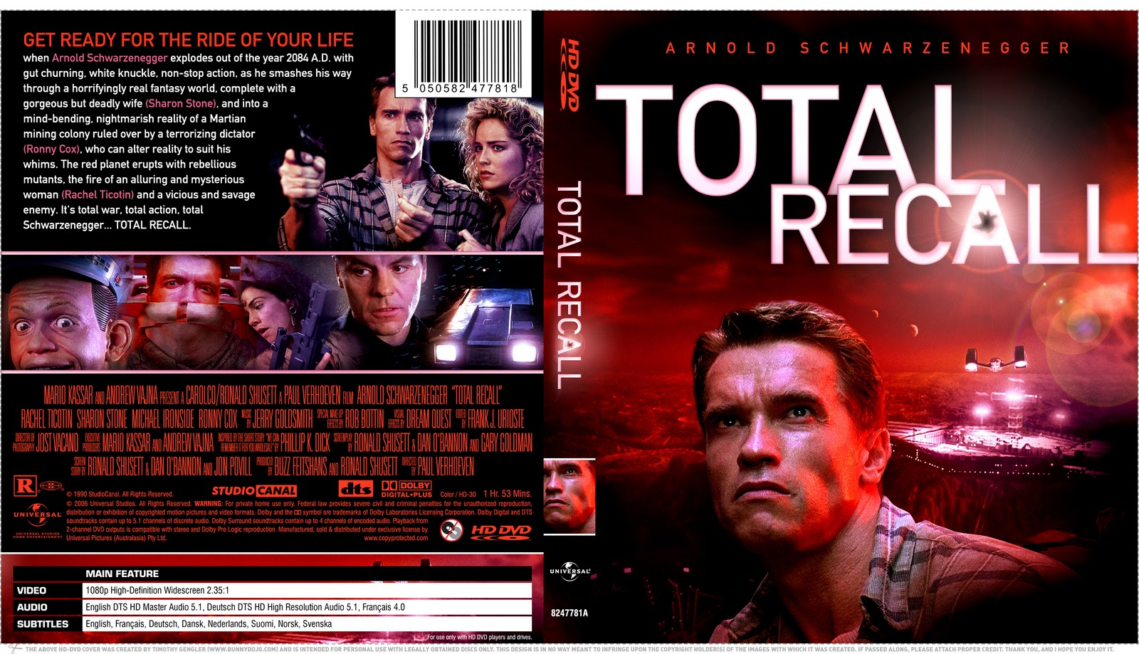 CineBreeze: Total Recall (1990 - 427.7KB
