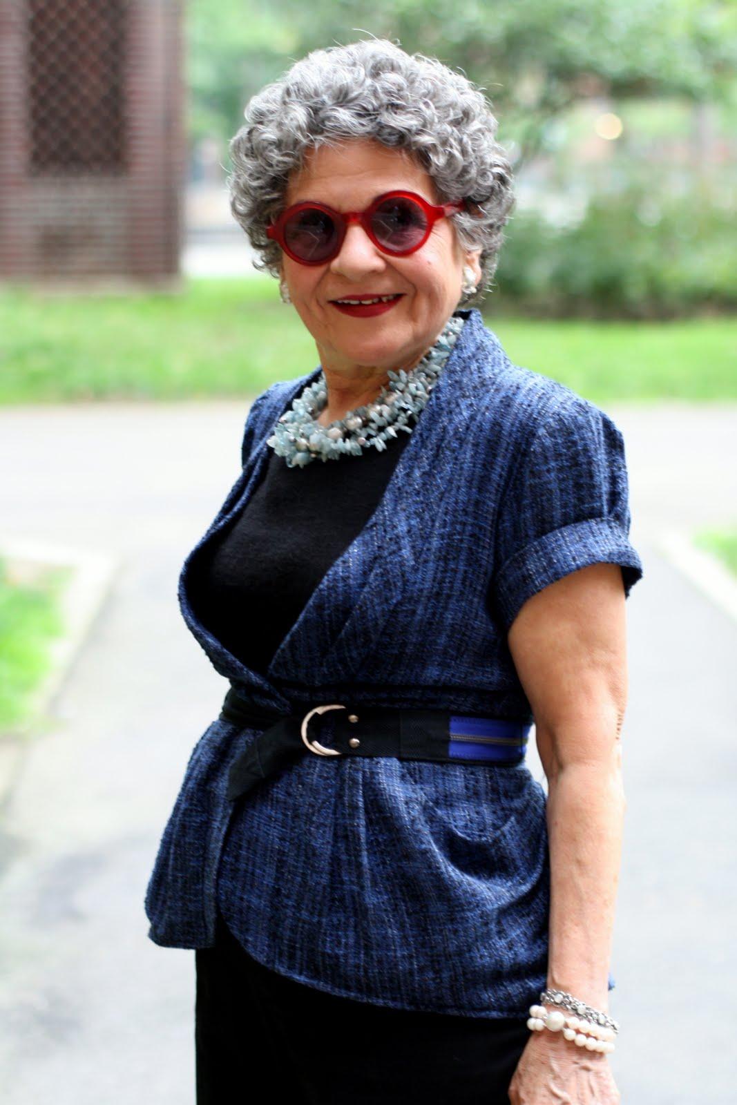 Фото старых модных бабушек 16 фотография