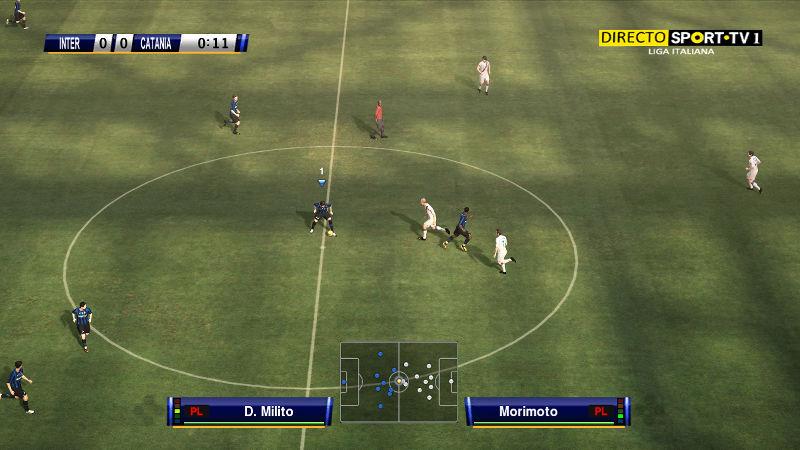 Новое оформление в стиле Serie A. Установка: Установите. выберите версию по