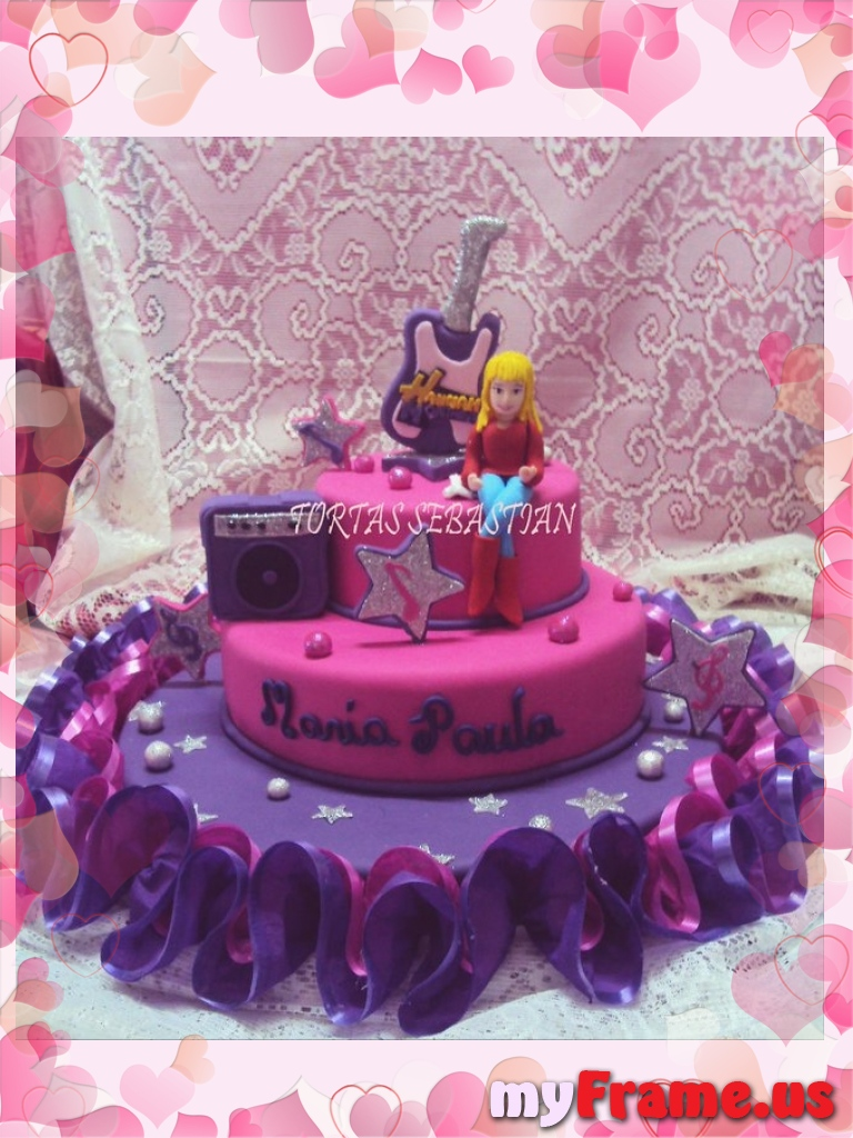Decoracion tortas infantiles nenas kamistad celebrity for Decoracion tartas infantiles
