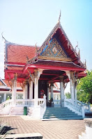 City pillar shrine of Trang