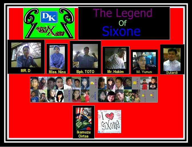 The SIXONE 2010/2011