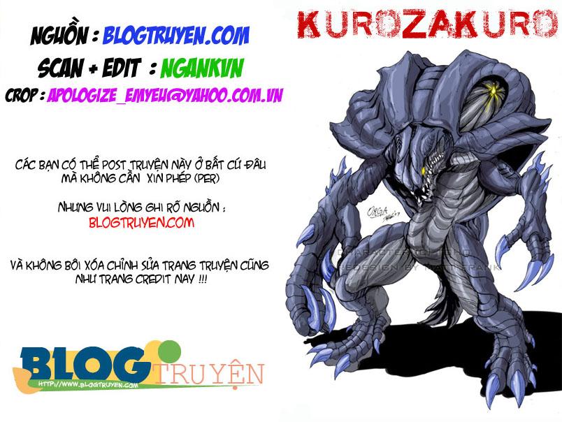 Kurozakuro chap 67 – End Trang 1 - Mangak.info