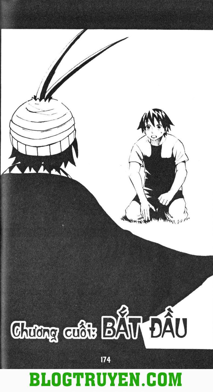 Kurozakuro chap 67 – End Trang 2 - Mangak.info