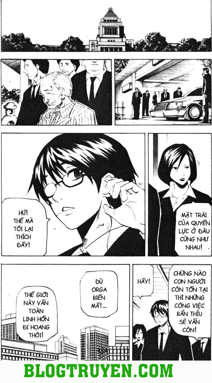 Kurozakuro chap 67 – End Trang 12 - Mangak.info