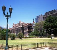 PALACIO DE TRIBUNALES CASI UNA POSTAL