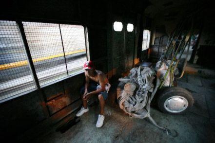Cartoneros necesitan tren, realizan tarea beneficiosa para el ambiente