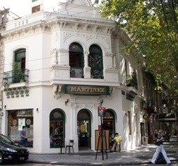 CAFÉ MARTÍNEZ - MENDOZA Y CUBA