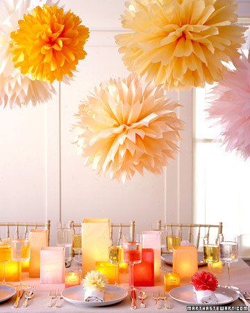 Spring Wedding Decoration