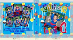 My First Birthday Photobook