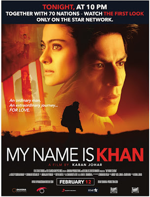 Filme My Name Is Khan + Legenda