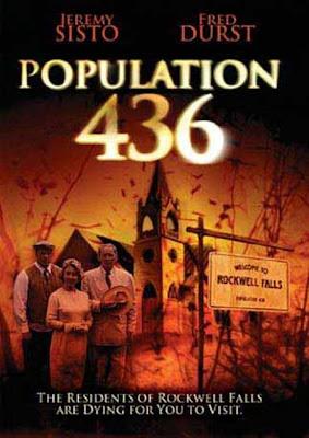 Filme Poster População 436 DVDRip XviD Dual Audio