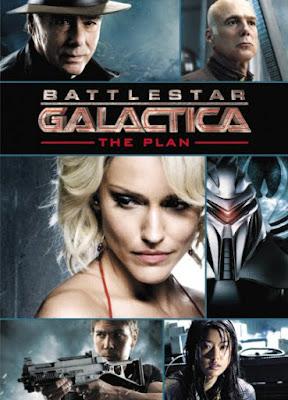 Filme Poster Battlestar Galactica - O Plano DVDRip RMVB Dublado