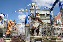 Show Central Disney en Orlando