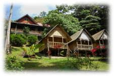 DORM DAN CHALET BULUH