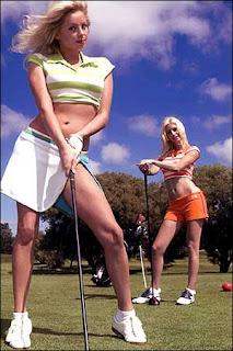 Un partido de Golf muy Divertido