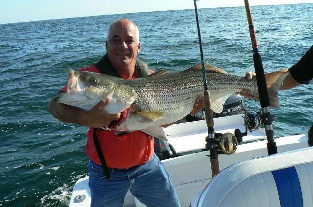 No fluke fishing block island stiped bass fishing for Block island fishing charters