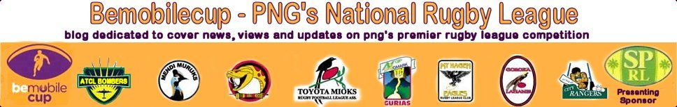 Bemobile Cup - PNG National Rugby League