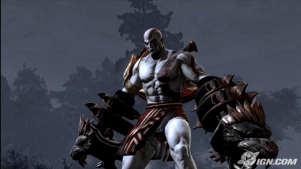 god of war how to finish game