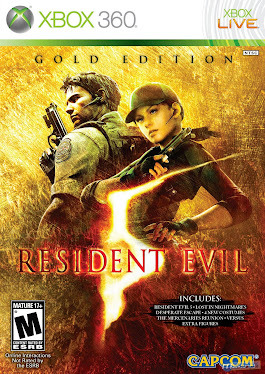 Resident evil Gold Edition/Xbox 360