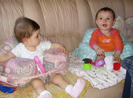 Tricotagem de bebês!!!