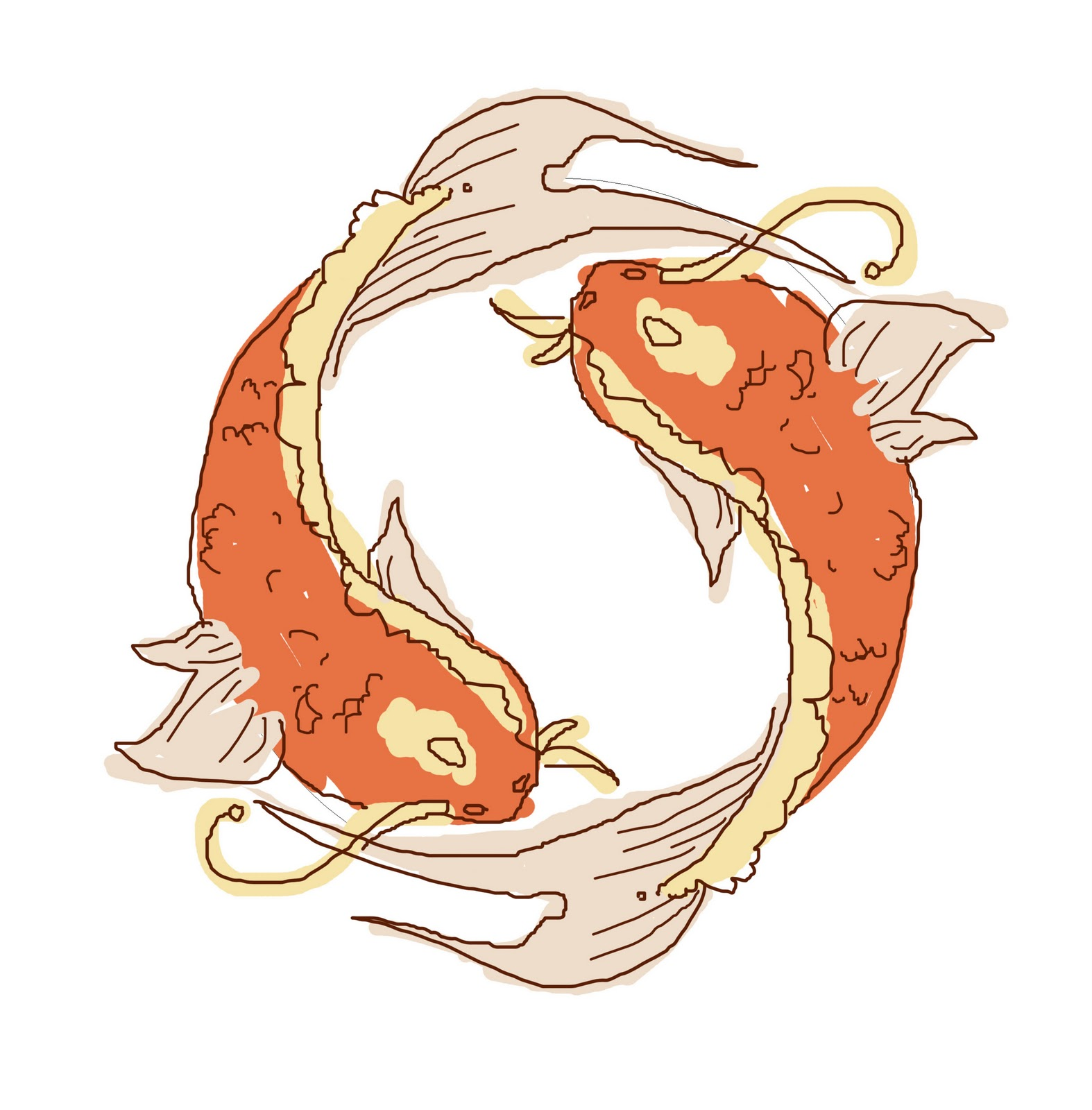 Im working on koi