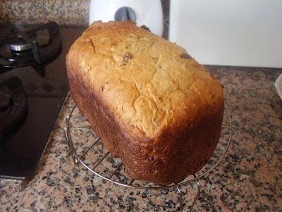 Pan de jenjibre y pasas Bifinett