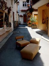 Furniture in the Street
