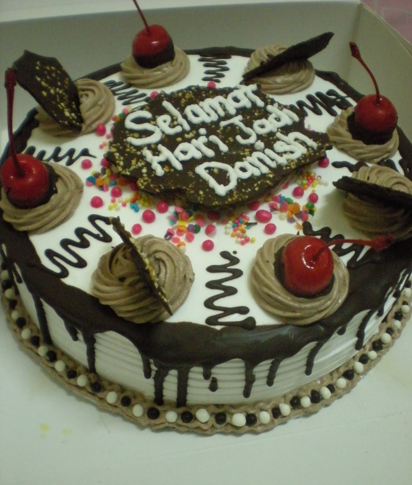 My Cupcake Meals Ordered By Nizam Birthday Cake For His Nephew