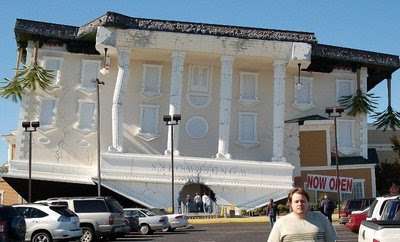 WonderWorks Upside Down House