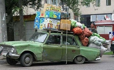 Fully Loaded Transport