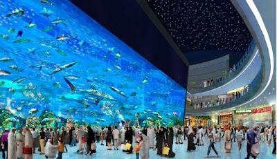 Dubai Aquarium & Discovery Centre