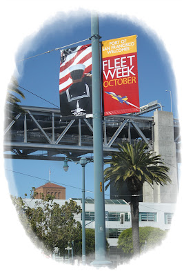 San Francisco Fleet week poster