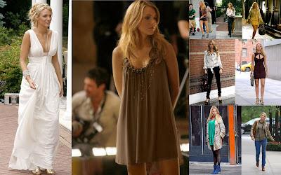 Serena van der Woodsen, Blake Lively, gossip girl,style