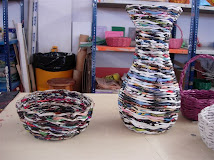 TALLER DE PAPEL RECICLADO