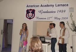 Graduates 1989