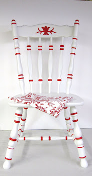 The Peppermint Stick Chair