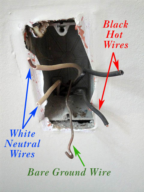 changing out an old ugly outlet pretty handy girl rh prettyhandygirl com Electrical Outlet Wiring Multiple Outlet Wiring Diagram
