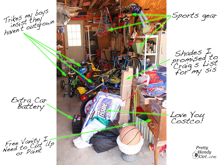 Taming Garage Clutter Video