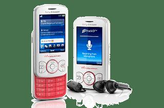 cheap vodafone pink spiro mobile
