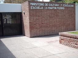 Escuela Martin Fierro San Martin, Mza.