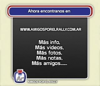 Vinculo directo con la página de AMIGOS POR EL RALLY
