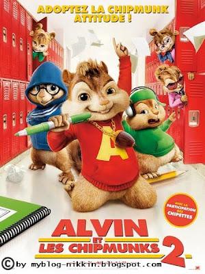 Alvin und die Chipmunks 2 kostenlos anschauen