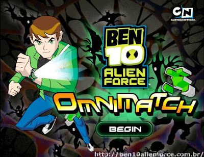 free play game ben 10 alien force