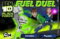 Ben 10 Força Alienígena: Duelo Energético