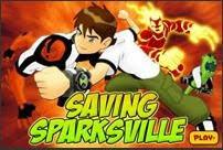 Ben 10: Salvando Sparksville