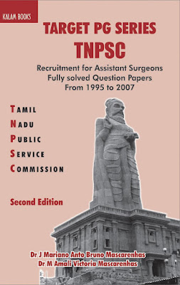 Target PG Series TNPSC 2nd Edition by Dr.Bruno