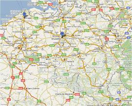 Cities I've Seen in Belgium