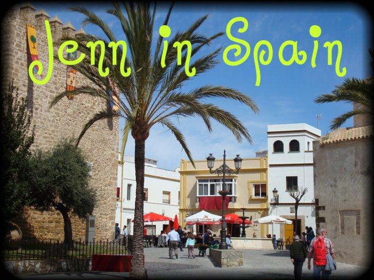 Jenn in Spain