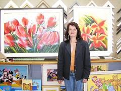 SUELY TEREZINHA, ARTISTA DE MÃO CHEIA